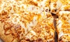 Up to 36% Off Pizzas for Carryout at Chickzy