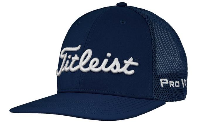 b4a36d0f8c152 Up To 37% Off on Titleist Men s Snapback Mesh Hat