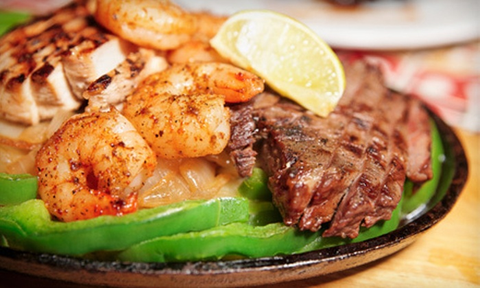 Cabrera's Mexican Cuisine - Pasadena: Mexican Meal with Appetizers and Entrees for Two or Four at Cabrera's Mexican Cuisine (Up to 56% Off)