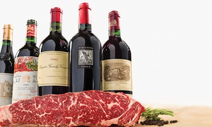 $40 Off Steak and Wine at 801 Chophouse at 801 Chophouse, plus 6.0% Cash Back from Ebates.