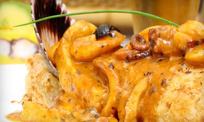 Mancora Cebicheria - Hillsdale: $15 for $30 Worth of Peruvian Cuisine at Mancora Cebicheria