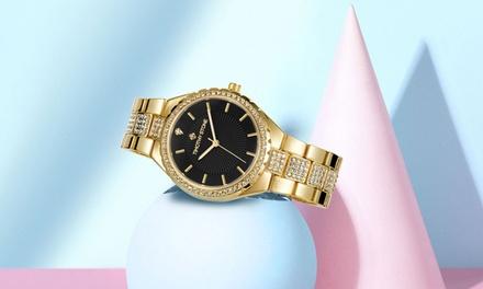 Armbanduhr mit 200 Kristallen 29,99 € - Bekleidung & accessoires - uhren - damen - mode