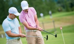 I Ciliegi Golf Chieri: 5, 10 o 15 lezioni di golf per una o 2 persone con istruttore professionista aI Ciliegi Golf Chieri (sconto fino a 92%)