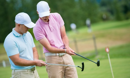One-Hour or Two One-Hour and One 30-Minute Golf Lessons with Video Analysis from Kane Lynn-Jones PGA (Up to 59% Off)