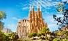 ✈ Barcelona: 2-5 Nights with Flights