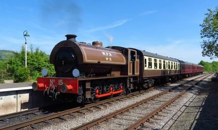 Avon Valley Railway, Day Rover Ticket, 8 April6 September, Bath Road