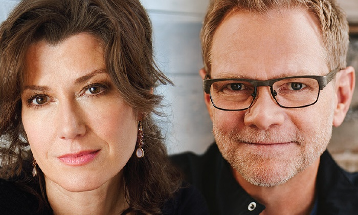 Amy Grant & Steven Curtis Chapman - Adler Theatre: An Evening With Amy Grant and Steven Curtis Chapman on February 16 at 7 p.m.