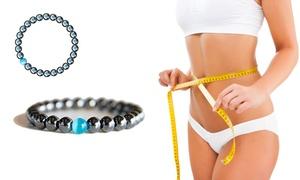 Bracelet Opale et Hématite
