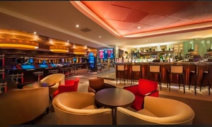 Genting Casino Edgbaston Birmingham: Two-Course Dinner with £10 Worth of Casino Chips for Two at Genting Casino Edgbaston (Up to 59% Off)