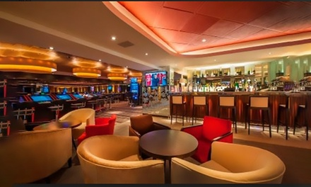 TwoCourse Dinner and £5 Worth of Casino Chips for Two or Four at Genting Casino Edgbaston