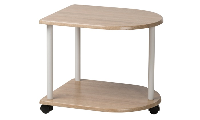 Two-Tier Bedside Trolley Table from £12.99