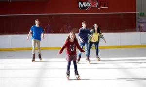 Maximum Skating: $11 for 4.5 Hours of Roller Skating with Skate Hire at Maximum Skating, Smeaton Grange (Up to $19 Value)