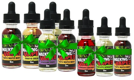 Walking Vaped E-Liquid Gift Packs (3-Piece)