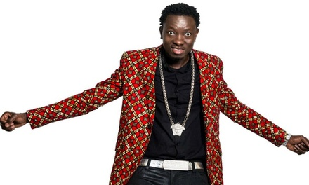Michael Blackson: #WithAllDueRespectIHaveNoRespectTour on June 17 doors at 6 p.m.
