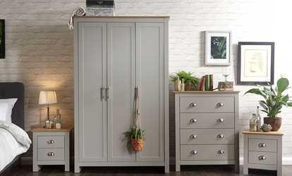 Shop Groupon Ledbury Bedroom Furniture