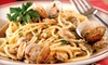 Biba Restaurant - Midtown: $15 for $30 Worth of Traditional Italian Lunch for Two at Biba Restaurant