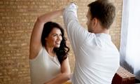 Anfänger-Tanzkurs zur Wahl für 1 oder 2 Personen an einem von 5 Standorten bei tanzraum (bis zu 61% sparen*)