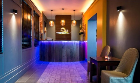 Bournemouth: 1- or 2-Night Stay for Two with Breakfast, Dinner and Daily Spa Credit at The Ocean Beach Hotel & Spa