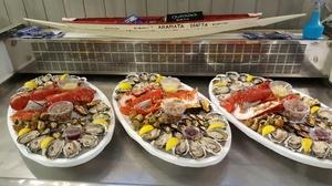 """Poissonnerie Giacosa: Plateau de fruits de mer """"Le Rubis"""", """"Le Saphir"""" ou """"Le Jade"""" pour 2 ou 4 personnes dès 45,90€ à la poissonnerie Giacosa"""