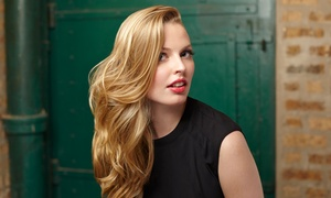 Salon 25: Blowout, or Haircut Package with Optional Deep-Conditioning Treatment at Salon 25 (Up to 50% Off)