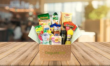 Coupon Buoni Sconto Abbonamenti Groupon.it Degustabox - Un box con tanti prodotti a sorpresa. Spedizione gratuita (sconto 38%)