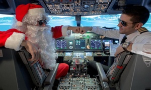 European Flight Simulator: Prenez les commandes d'un simulateur de vol avec enregistrement vidéo dès 114 € avec European Flight Simulator