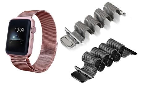 1 o 2 correas de recambio de Apple watch