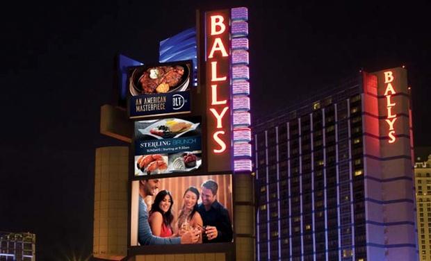 Bally's Las Vegas Hotel & Casino | Groupon