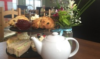 Afternoon Tea for Two or Four at Cafe 32