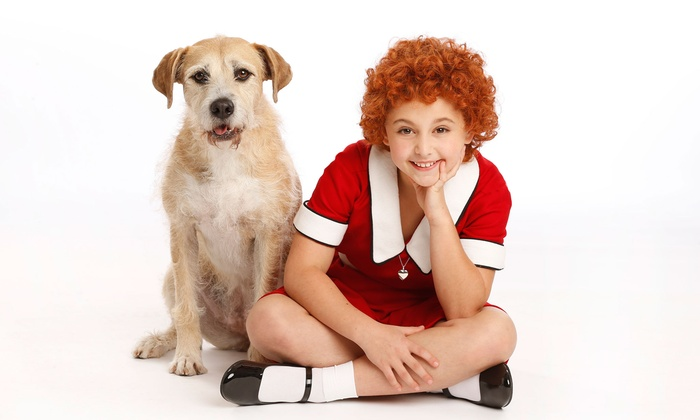"""Annie: the Musical"" - The Whiting: ""Annie the Musical"" on Saturday, April 9, at 8 p.m."