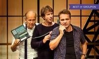 """2 Tickets für die Komödie """"Unsere Frauen"""" u. a. mit Ingolf Lück vom 28.04.-28.05.2017 im Theater im Rathaus (52% sparen)"""
