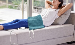 Fast-Heating Heating Pad with Storage Bag