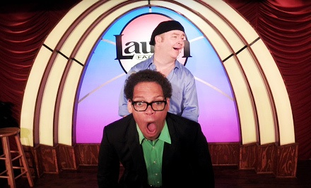 Standup Comedy Show for Two with Option for VIP Seating at Laugh Factory (Up to 62% Off)