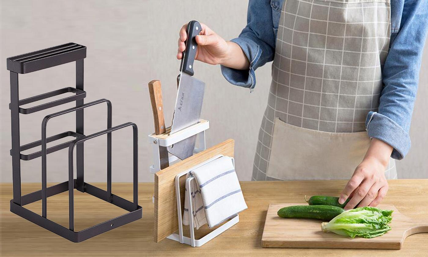 One or Two Kitchen Utensils Organisers