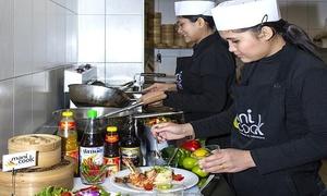 Manicook: 1 cours de cuisine d'1h30 pour 1 personne à 42 € chez Manicook