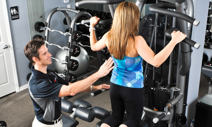 Fit 4 Life - Tampa: 50% for Six Personal Training Sessions and Nutritional Consulting at Fit 4 Life ($300 Value)