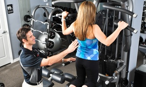 Fit 4 Life: 50% for Six Personal Training Sessions and Nutritional Consulting at Fit 4 Life ($300 Value)