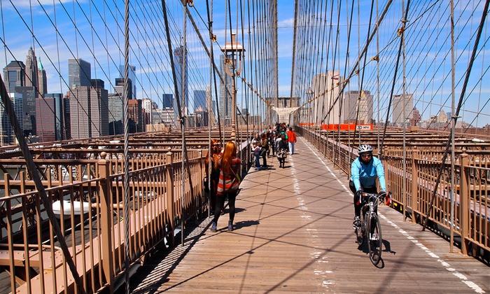 Bike Rental Central Park