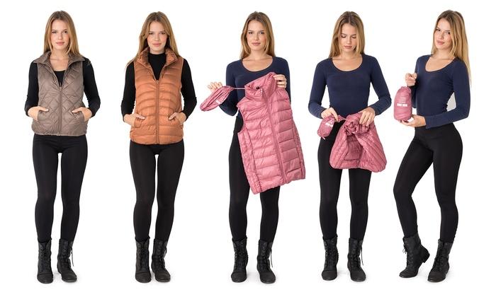 4a2d722341f9f Women s Ultra-Light Down Vest