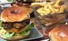 Burger-Menü nach Wahl