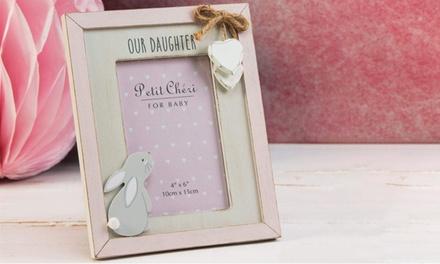 Petit Cheri Rabbit Frame