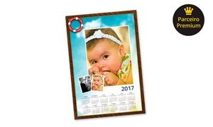 UNIKO: Calendário personalizado (1 folha) com a Uniko