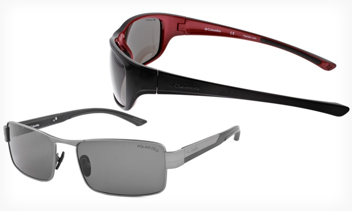 Columbia Men's and Women's Sunglasses: $24.99 for Columbia Men's or Women's Sunglasses ($89.99 List Price). Eight Options Available. Free Shipping and Returns.