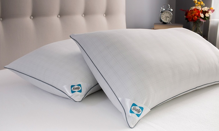 Two or Four Sealy Select Balance Pillows from £14.99