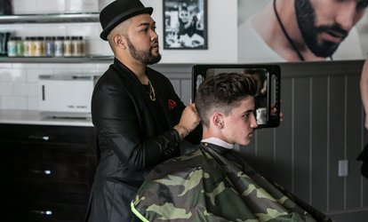Up to 73% Off Men or Boy Haircut at Imagine's Encore Salon