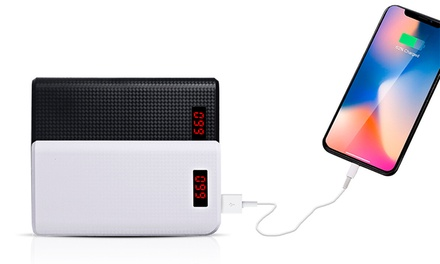 Batteria power bank da 20.000mAh