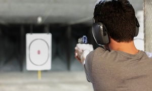 Shooting Range Packages for Two or Four at T-Rex Arms (Up to 74%  Off)