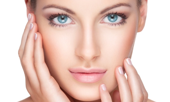 Microdermabrasion and Ultrasonic Eye Treatments at My Beauty Bar (Up to 75% Off). Five Options Available.
