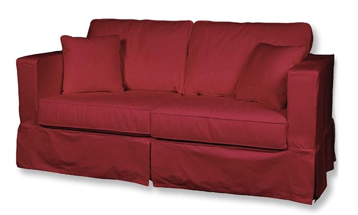 Home Furniture Sofa Deal Groupon
