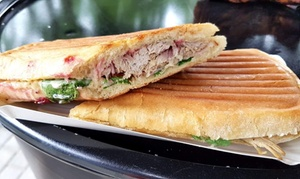 Po Maśle: Dowolny kubański sandwich za 11,99 zł i więcej opcji w food trucku Po Maśle w Gdańsku – 4 lokalizacje (do -35%)